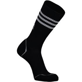 Mons Royale Signature Crew Socks Women black/grey